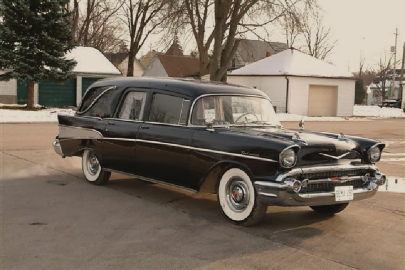 Chevrolet Hearse a