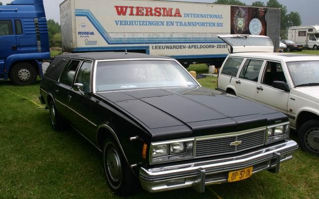 Chevrolet Impala Hearse