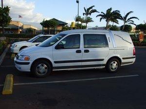Chevrolet Venture Hearse