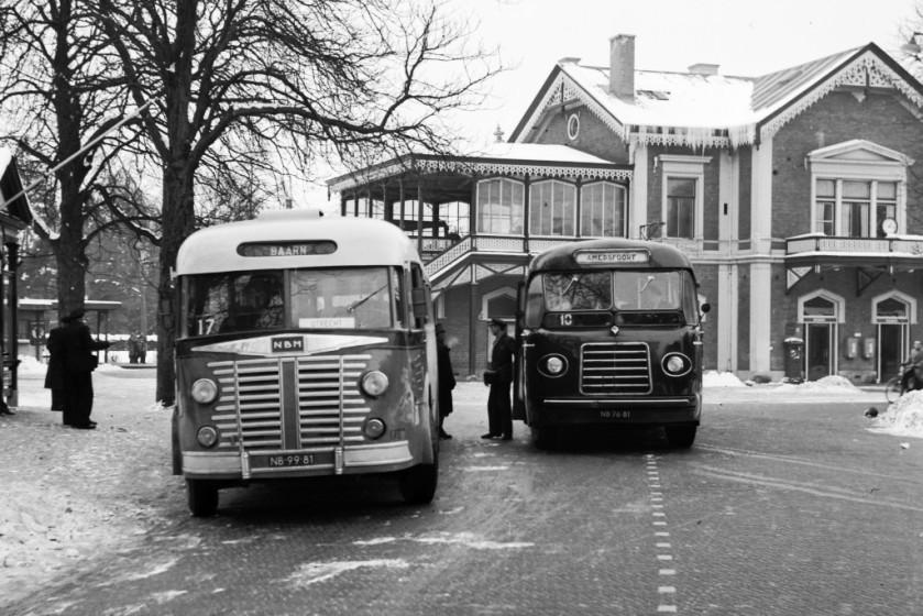 Context Bus nr.10 Tensen Volvo+NBM station Baarn