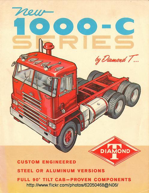 Diamond T 1000