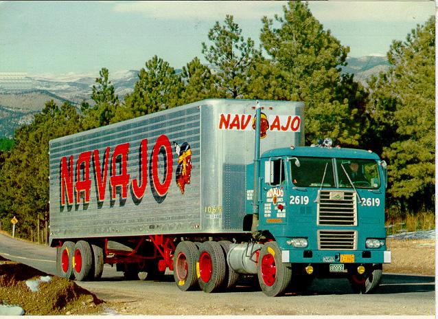 Diamond T Model 931CN-38D