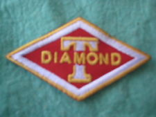 Diamond T patch
