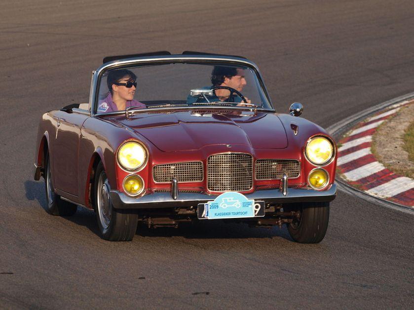 Facel-Vega Facellia cabriolet type FA.