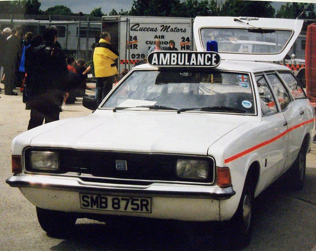 Ford Cortina MK3 Estate Ambulance