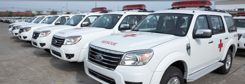 Ford-Everest-Ambulance
