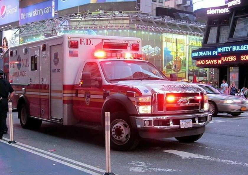 Ford F450 FDNY