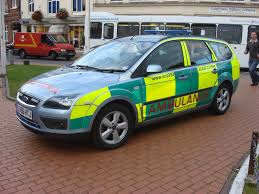 Ford Focus Ambulance