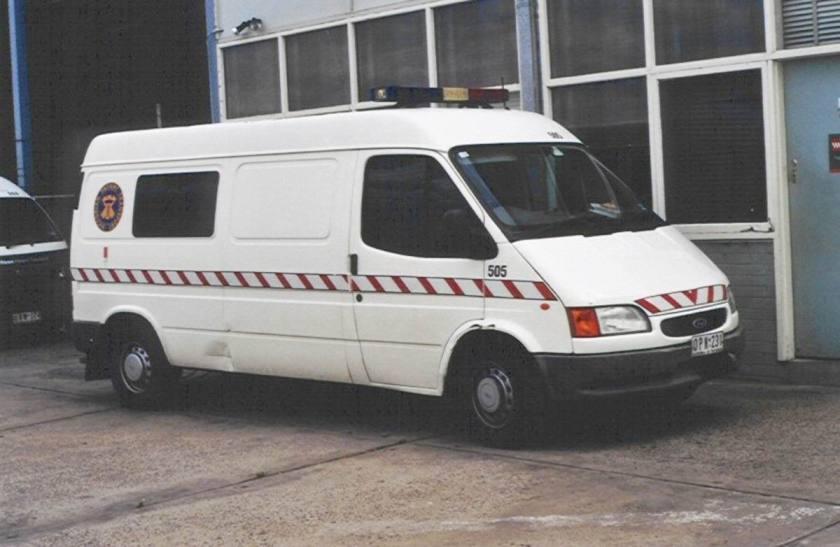 Ford Transit 505