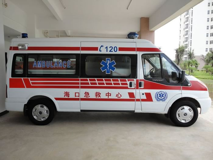 Ford Transit Ambulance China