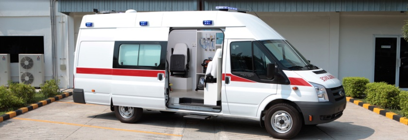 Ford-Transit-Ambulance