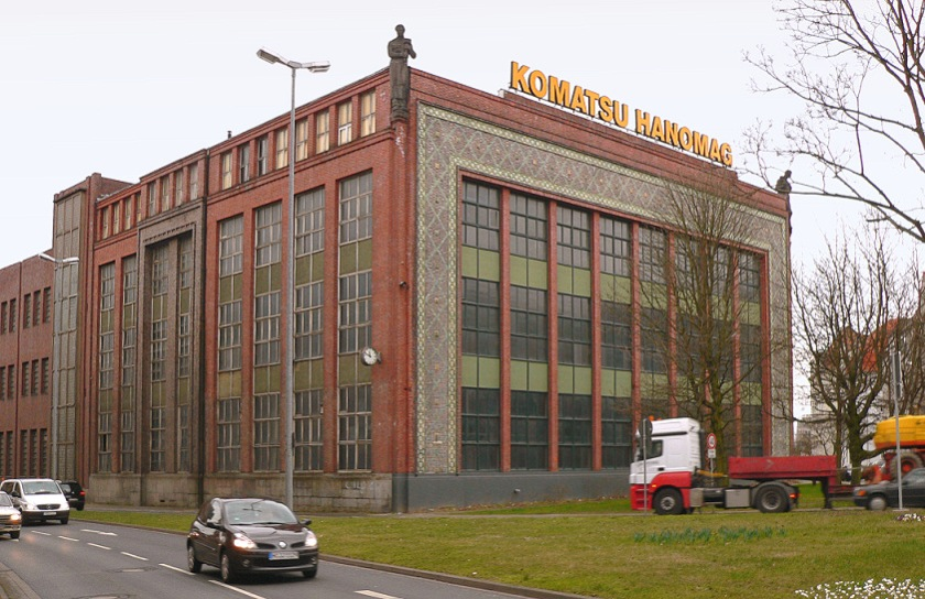 Hanomag Fabrik Hannover