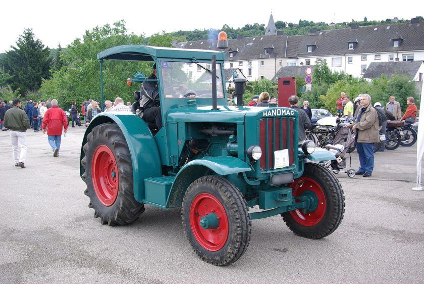 Hanomag R 40