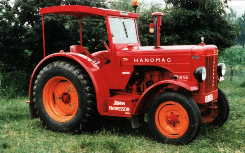 Hanomag  R55
