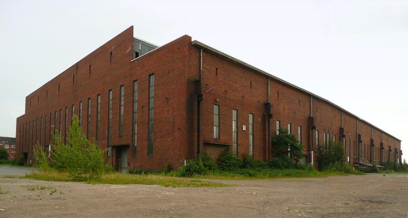 Hanomag UBoothalle