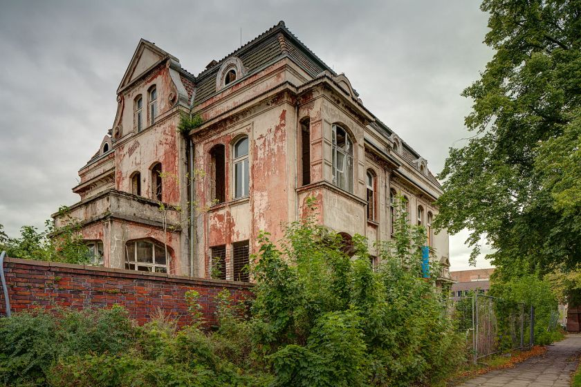 Hanomag Villa Hanomagstrasse Linden Hannover