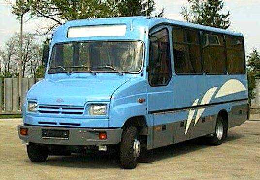 Ikarus Ford ZIL