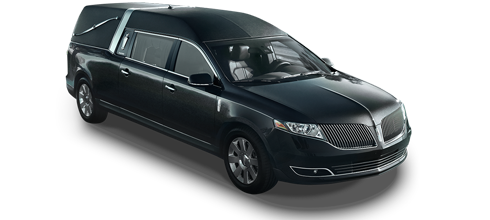 Lincoln MKT Hearse front