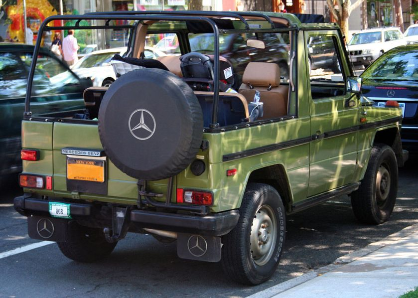 MB_230G_Cabrio_rear