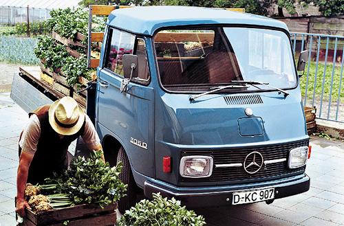 Mercedes 206D