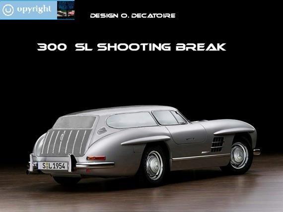 Mercedes 300  SL Super