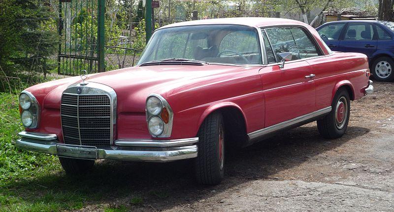 Mercedes-Benz 280se111