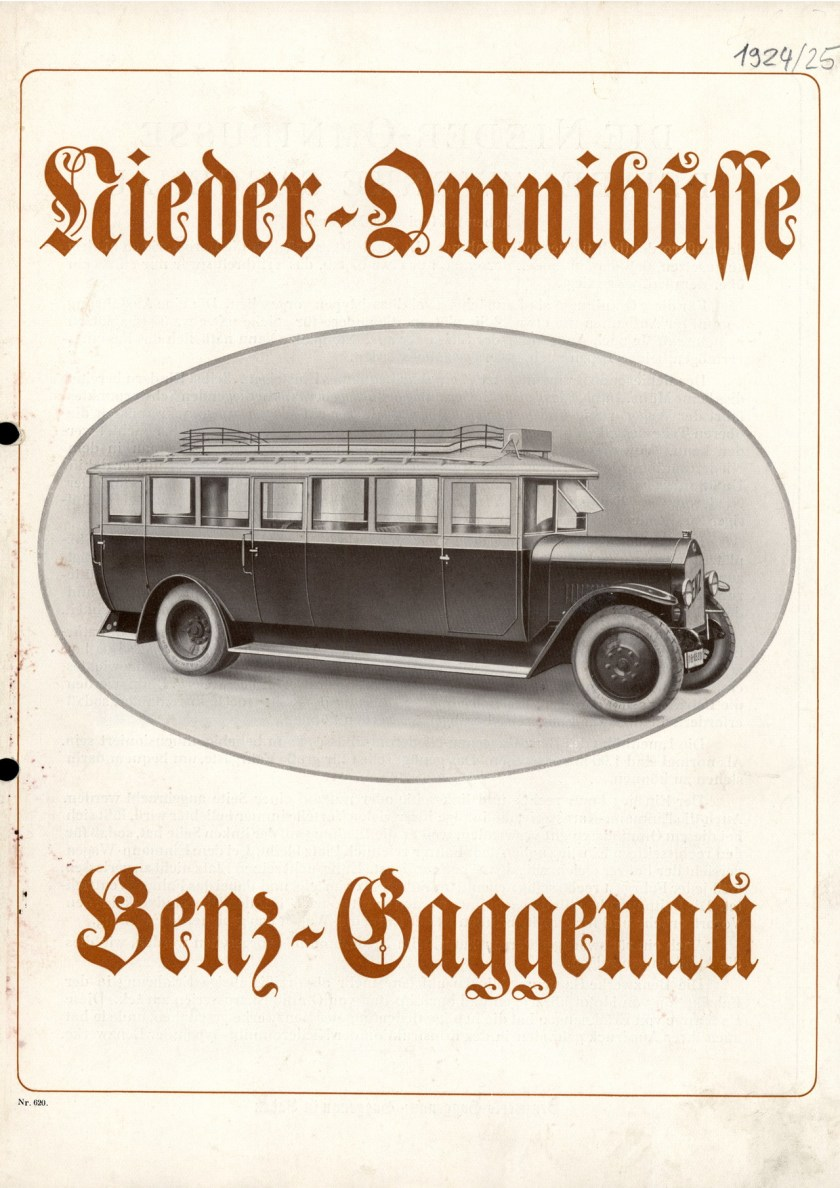 Mercedes-Benz Bus History - PART I (3)