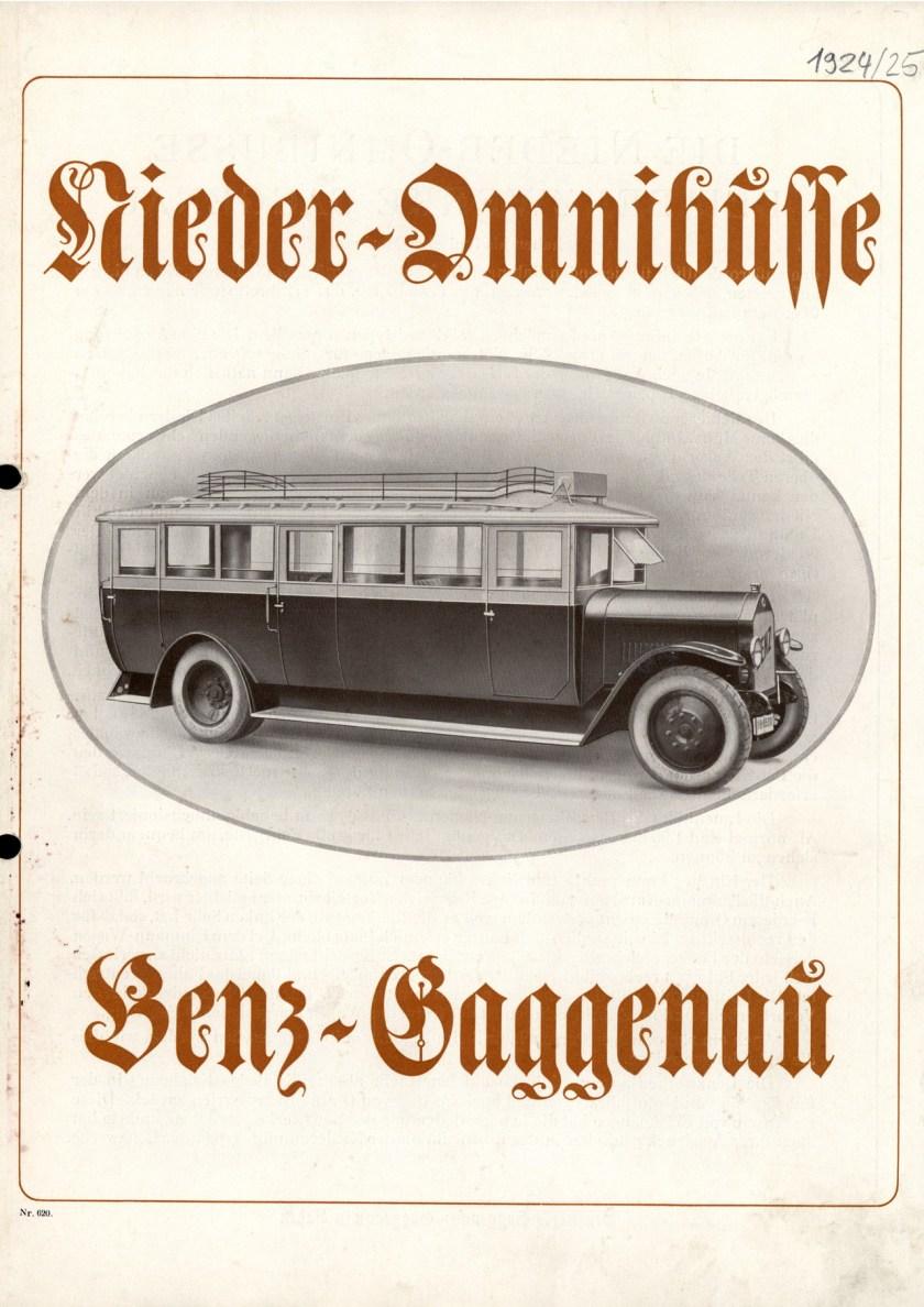 Mercedes-Benz Bus History - PART I (3)