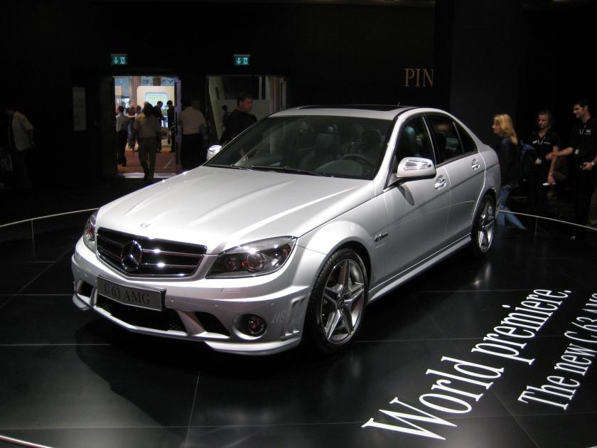 Mercedes-Benz C 63AMG