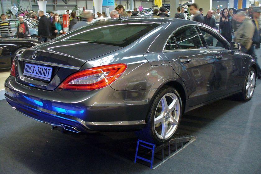 Mercedes-Benz CLS 350a 2011