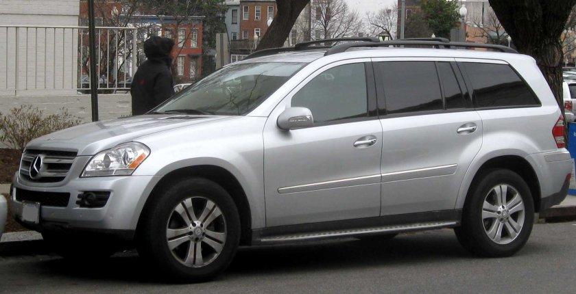 Mercedes-Benz GL SUV