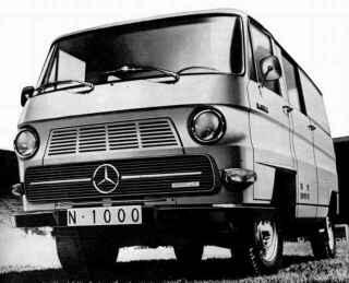 Mercedes Benz N1000