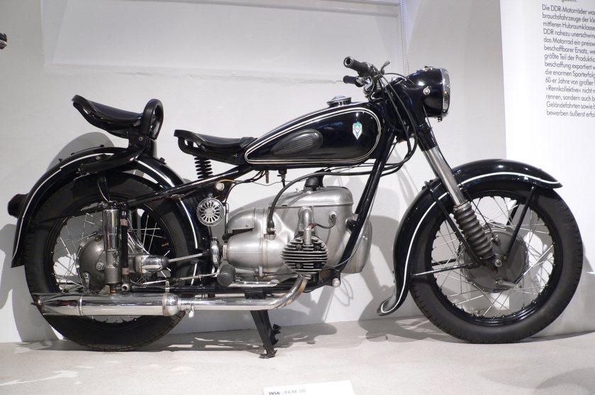 Motoren NSU IFA BK350