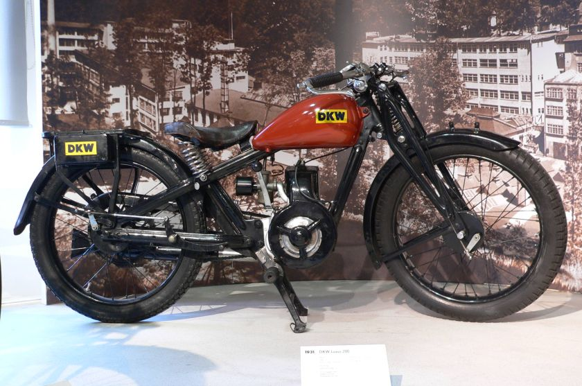 NSU DKW Luxus200