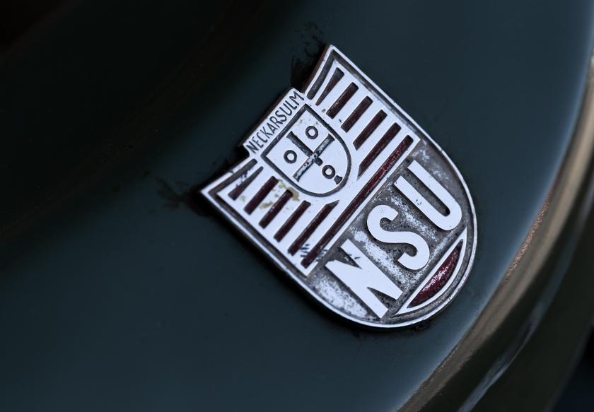 NSU Logo, SahiFa Braunschweig