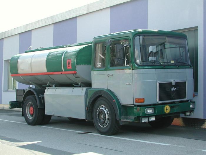 OeAF 19.321 Tank LKW