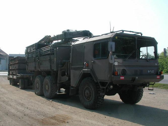 OeAF S-LKW 1 Generation Bundesherr BH79322 1