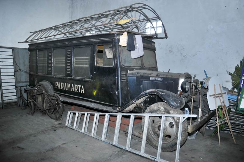 Paramarta's Chevrolet Hearse Indonesië
