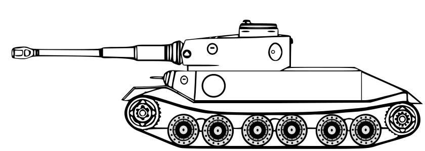 Porsche-Tiger Henschel & Son's Tiger I (P)