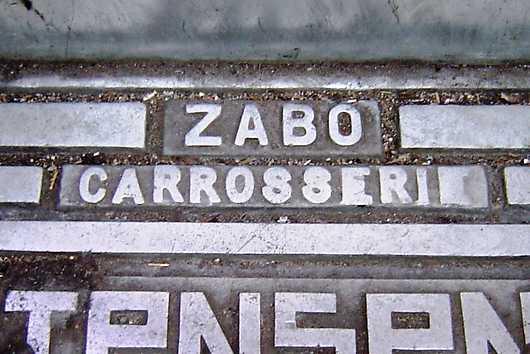 Producent ZABO treeplank erfg