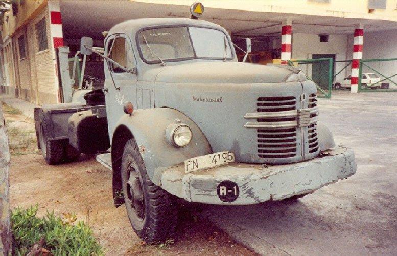 REO Diesel a