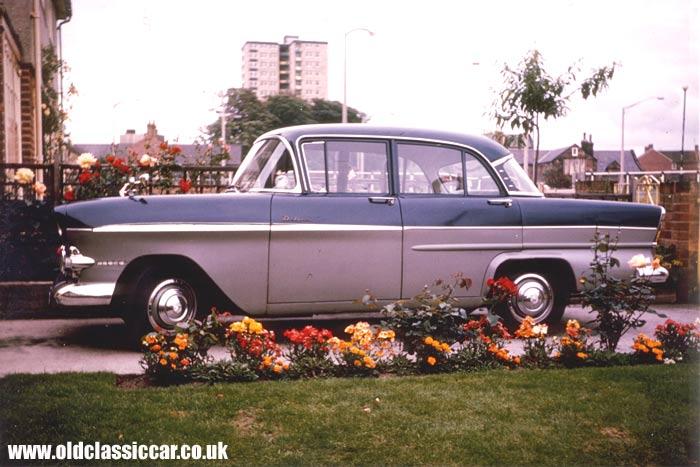 Vauxhall F-Type Victor Series 2 De Luxe