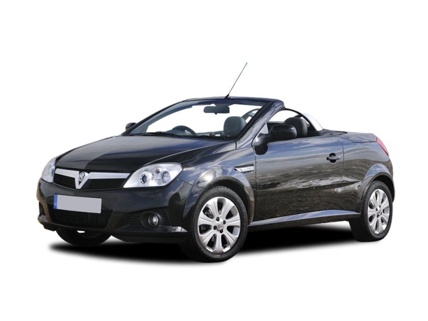 Vauxhall Tigra 1.3 CDTi 16V Sport Rouge 2dr diesel coupe roadster