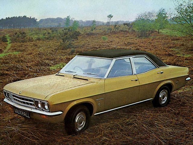 Vauxhall Ventora FD (1) (1967 - 1972)