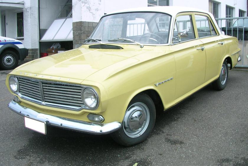 Vauxhall Victor 1