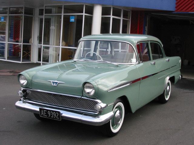 Vauxhall Victor NZ 2