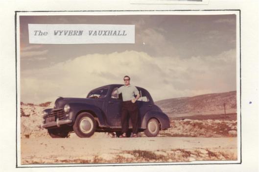 Vauxhall Wyvern Saloon (Sedan) a