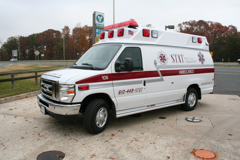 VCI-AEV-ambulance-Type-II-Ford-2K-model