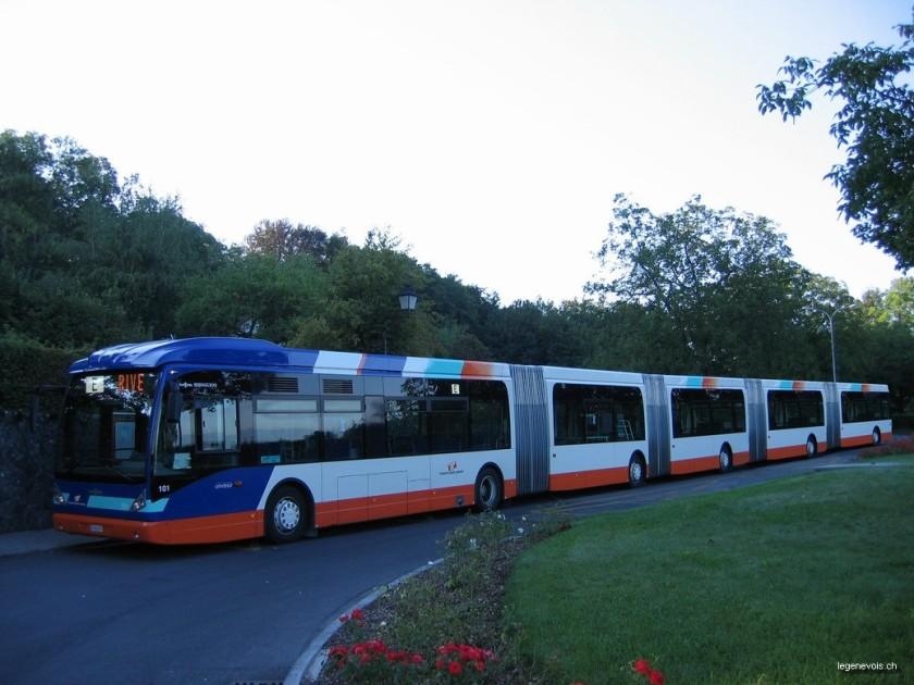 Worlds Longest Bus
