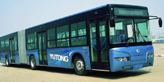 YUTONG  CITY BUS  ZK6180HG